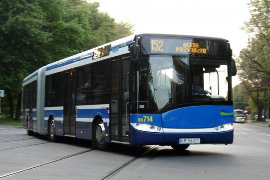 W Krakowie zdrożeją bilety za komunikację miejską
