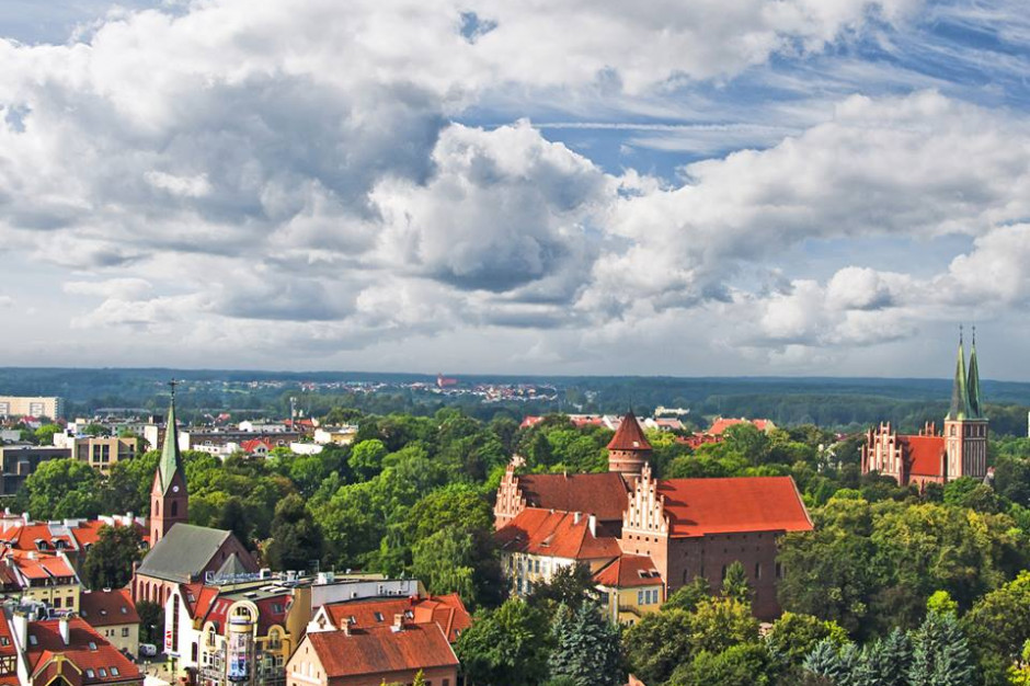 Olsztyn przedstawił raport o inwestycjach miejskich