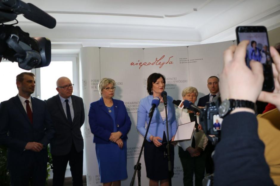 Mieszkańcy Podkarpacia bezpieczniejsi. Przybędzie zespołów ratownictwa medycznego