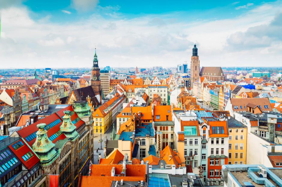 Wrocław i Kraków na czele miast dysponujących największą powierzchnią biurową