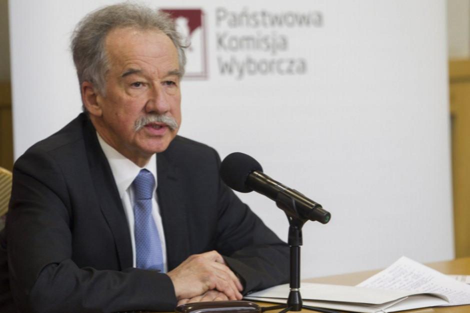 W piątek wygasa członkostwo w PKW jej dotychczasowego szefa Wojciecha Hermelińskiego