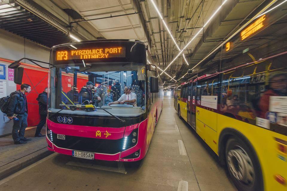 Jednym z obszarów działalności GZM jest transport miejski (fot. GZM)