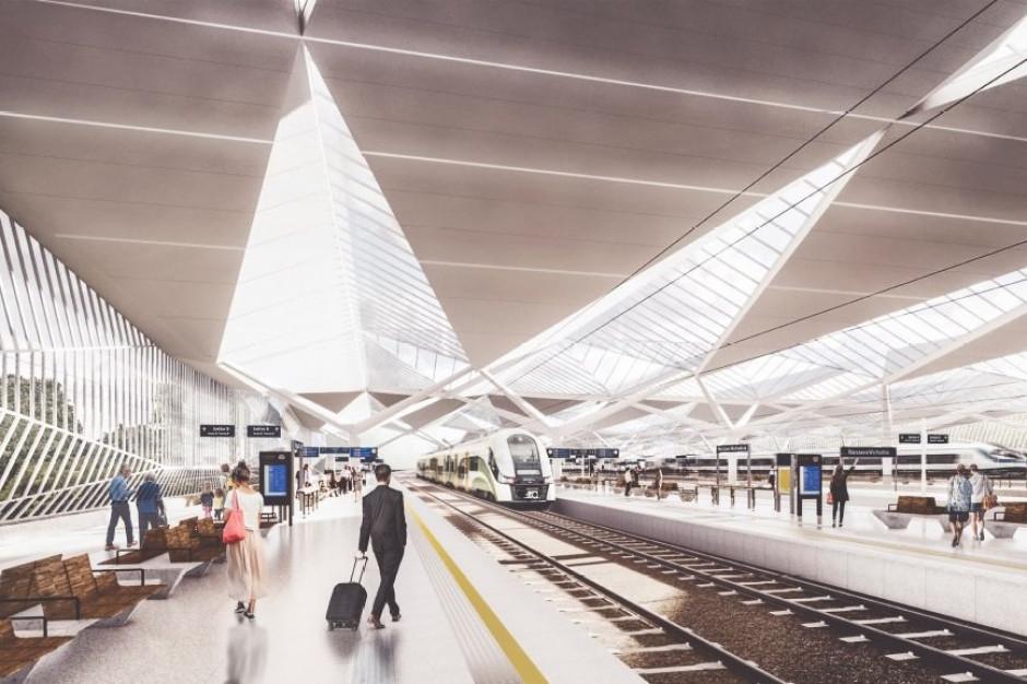 Modernizacja warszawskiej linii średnicowej: więcej połączeń, nowa infrastruktura