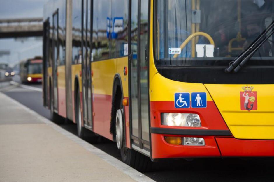 Przewoźnicy w Warszawie, Krakowie, Wrocławiu i Kielcach detergentami chcą chronić pasażerów przed koronawirusem