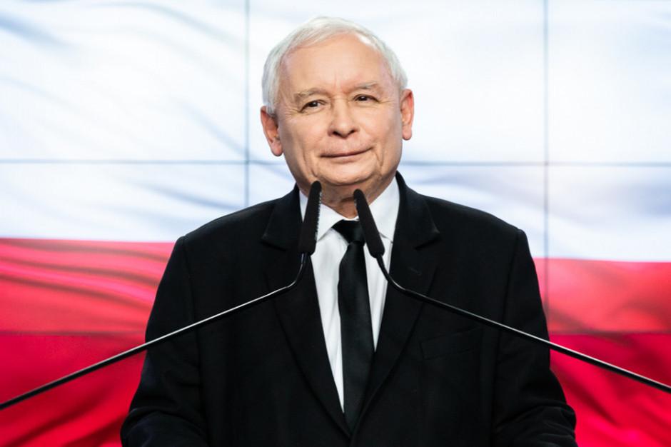Jarosław Kaczyński ma nową ofertę dla nauczycieli