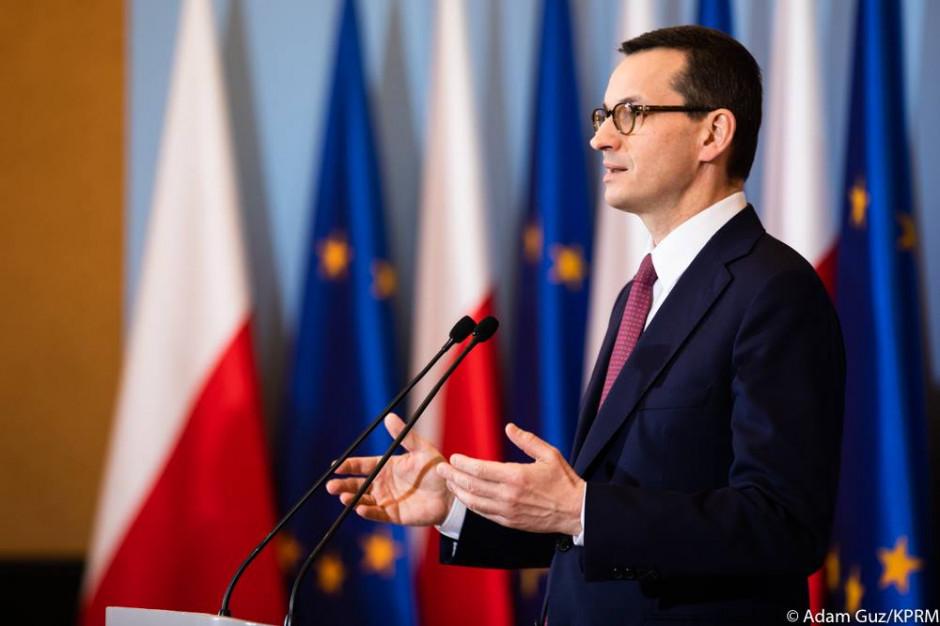 W sobotę konwencja regionalna PiS w Gdańsku z udziałem Kaczyńskiego i Morawieckiego