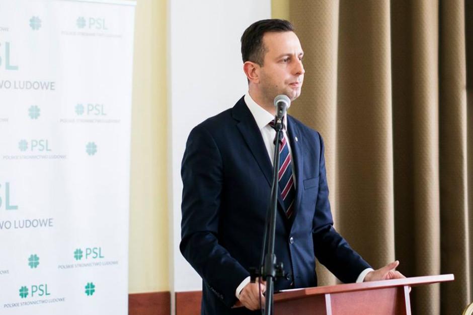 PSL poprze wniosek o odwołanie minister Anny Zalewskiej