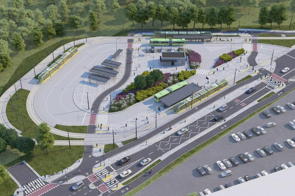 Poznań: Ogłoszono przetarg na budowę nowej trasy tramwajowej