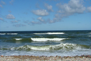 We wszystkich nadbałtyckich kąpieliskach woda zdatna do kąpieli