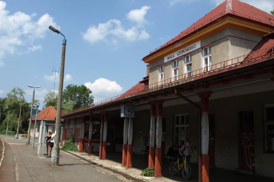 Zakończył się remont dworca kolejowego w Wiśle. Otwarcie na majówkę