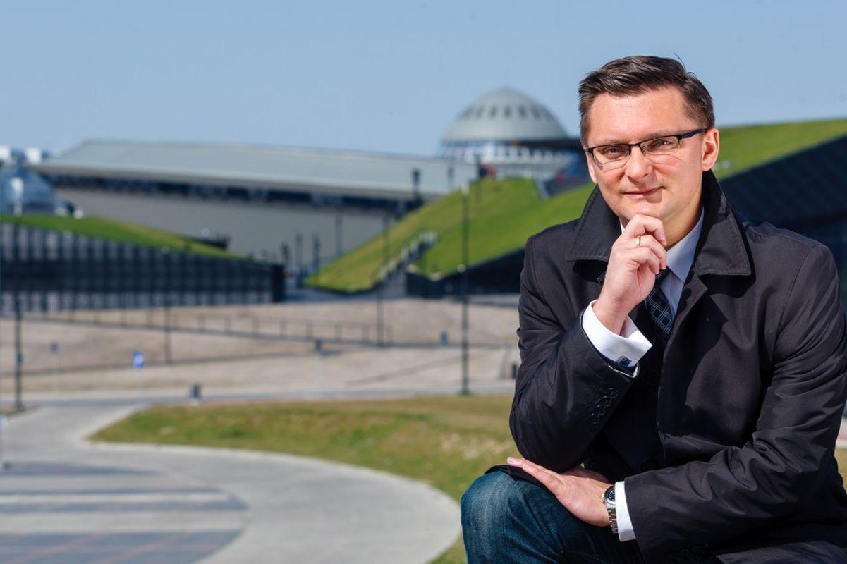 Marcin Krupa, fot. PTWP