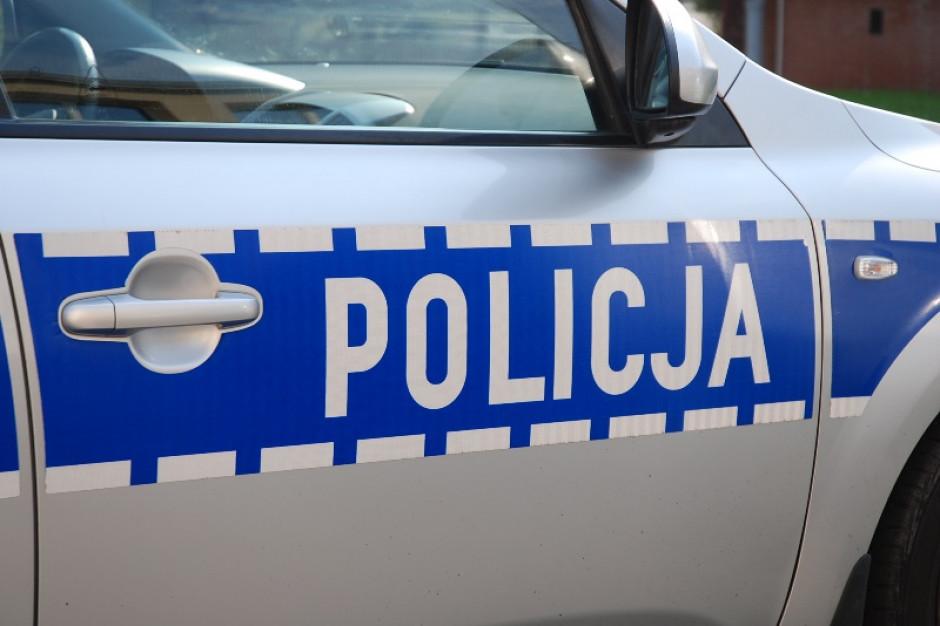 Policja zatrzymała podejrzewanego o napaść na byłego prezydenta Siedlec