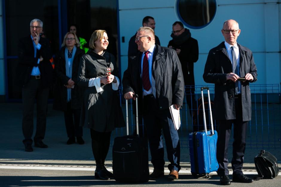 Połączenie lotnicze Kopenhaga-Szczecin-Goleniów znów dostępne dla pasażerów