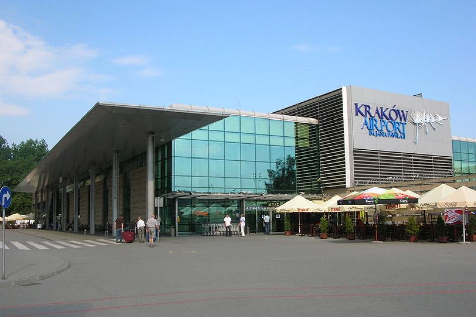 Kraków Airport notuje wzrosty
