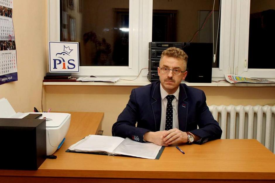 Grzegorz Piec pełniącym obowiązki organów powiatu koneckiego