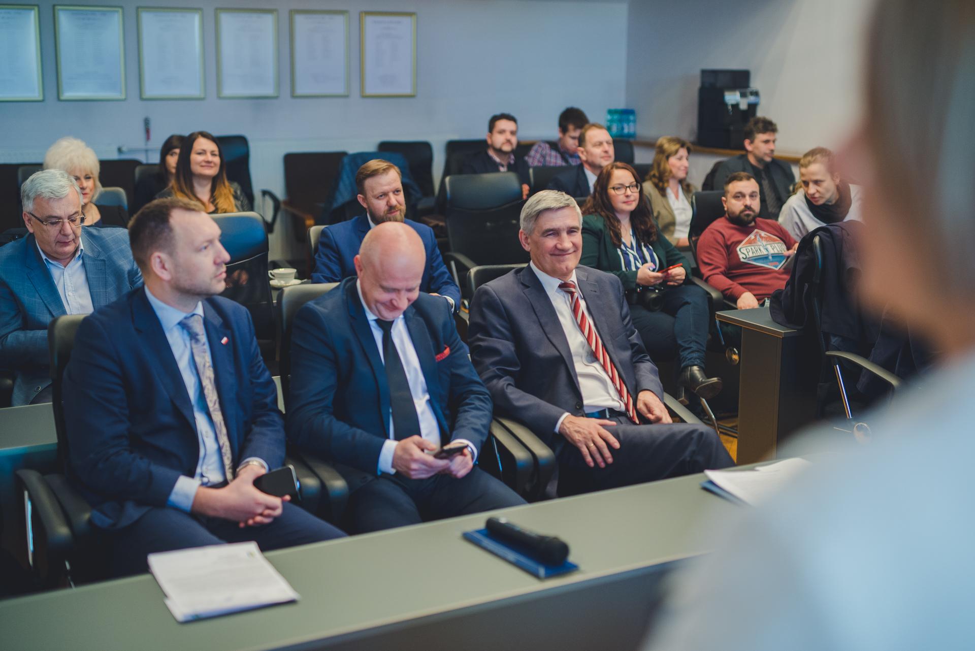 Włodarze miast liczą, że władza centralna przychyli się do ich propozycji (fot. Wojciech Mateusiak/UM Siemianowice Śl.)