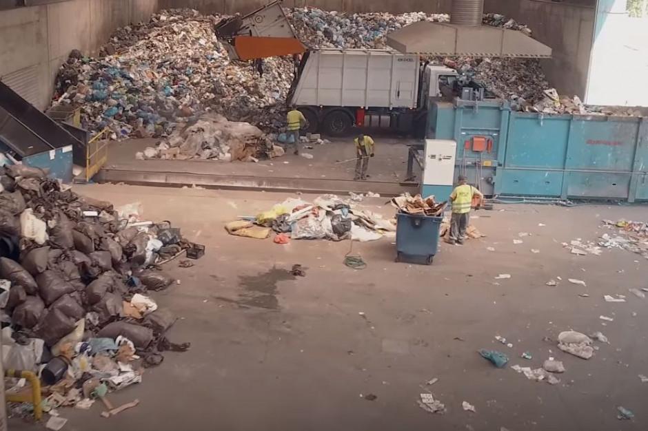 W Katowicach miejska spółka zbuduje nową halę, by pozbyć się odoru przy przetwarzaniu śmieci