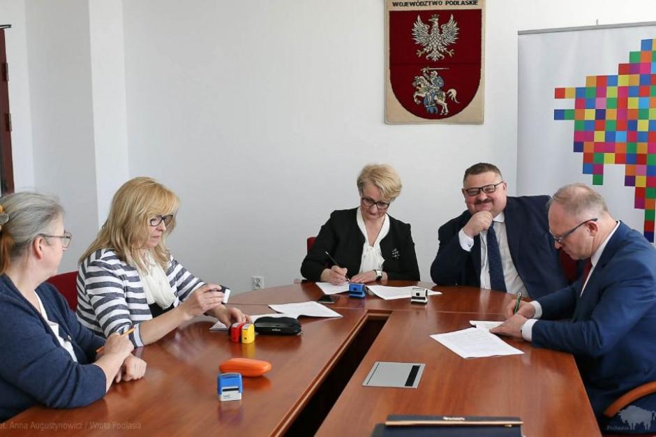 Powiat hajnowski dostał 18 mln zł na scalanie gruntów