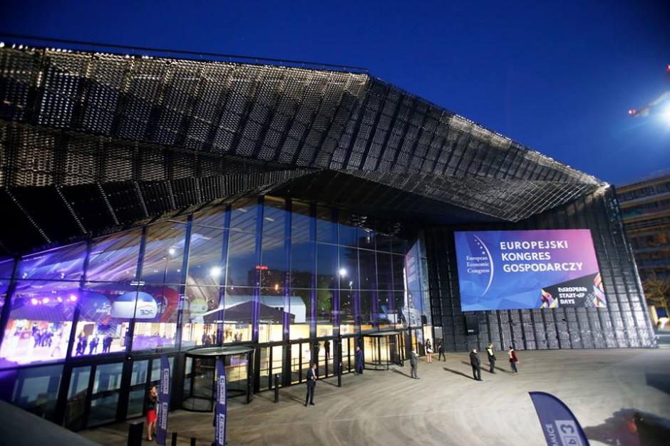 Międzynarodowe Centrum Kongresowe w Katowicach (fot. PTWP)