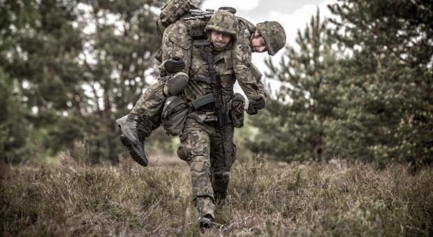 Na koniec 2019 roku w WOT ma służyć 30 tys. żołnierzy (fot. DWOT)