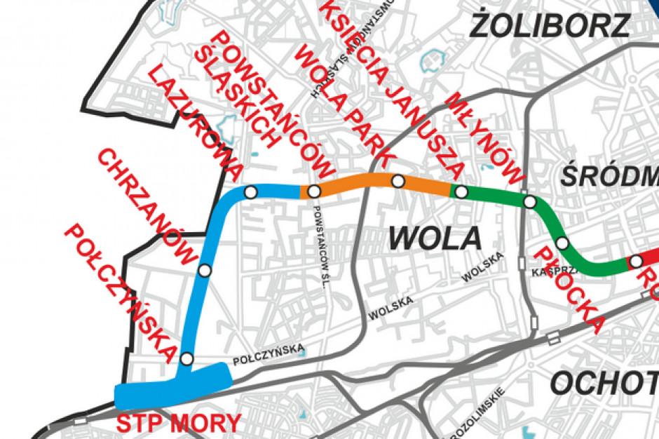 """Metro donikąd? Warszawa w """"trybie pilnym"""" uchwala plan miejscowy"""