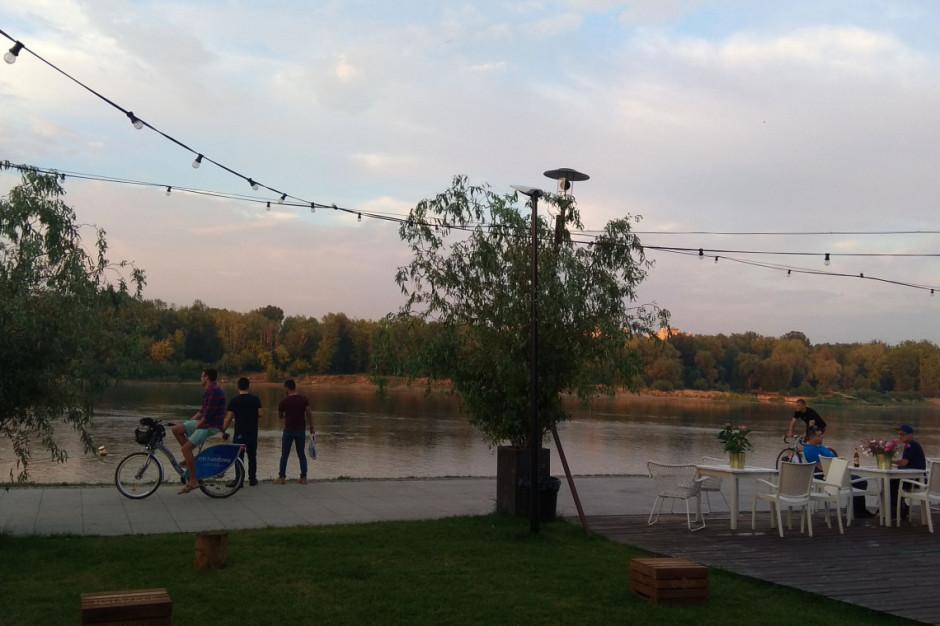W Warszawie ruszył konkurs na dzierżawę lokali nad Wisłą