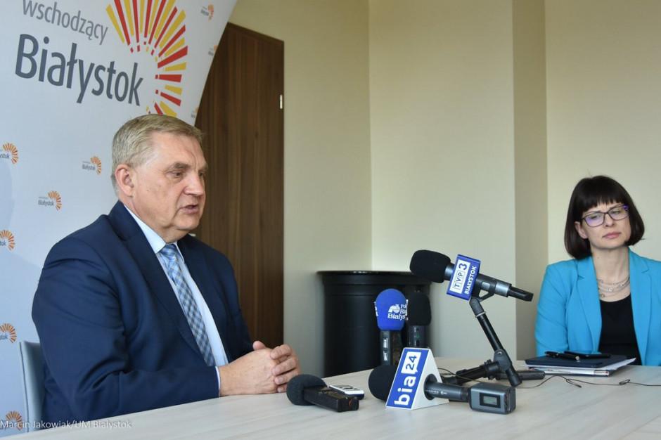 Władze Białegostoku przedstawiły sprawozdanie z wykonania budżetu miasta za rok 2018