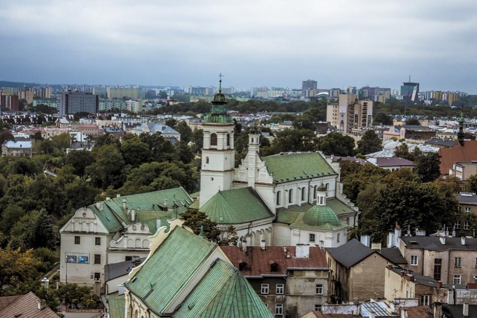 Lublin ma księgę standardów dla ścisłego centrum miasta