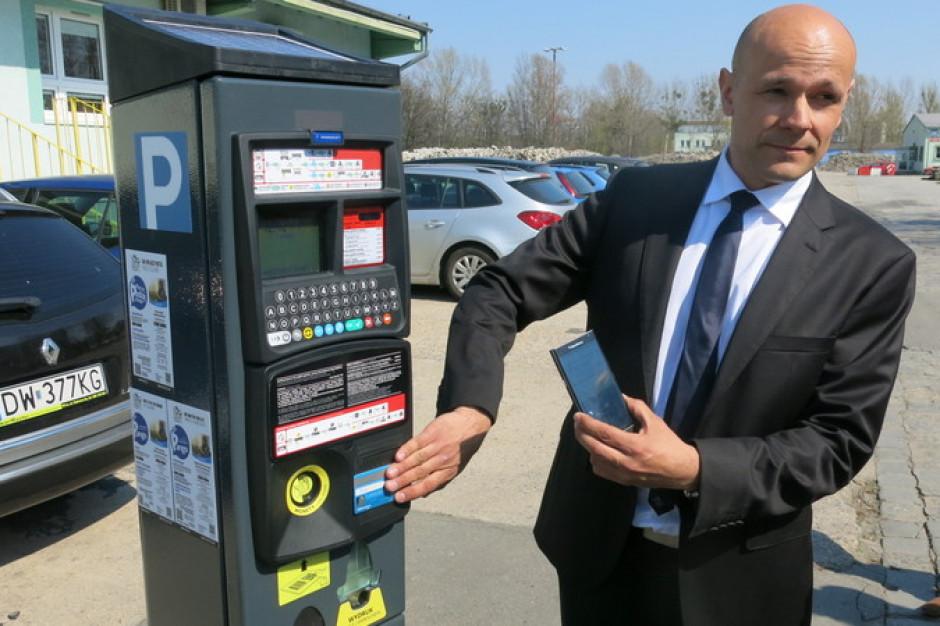 Na wrocławskich ulicach staną nowe parkomaty