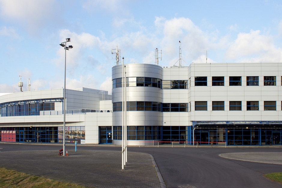 Lotnisko Szczecin-Goleniów chwali się wynikami