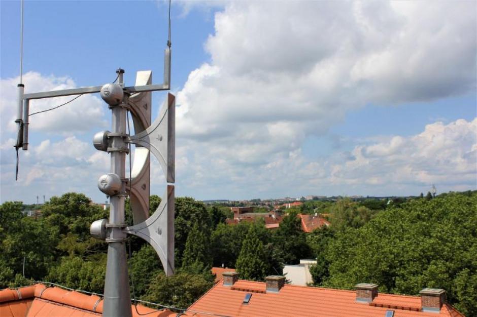 Szczecin zmodernizuje system alarmowy. Rozstrzygnięto przetarg