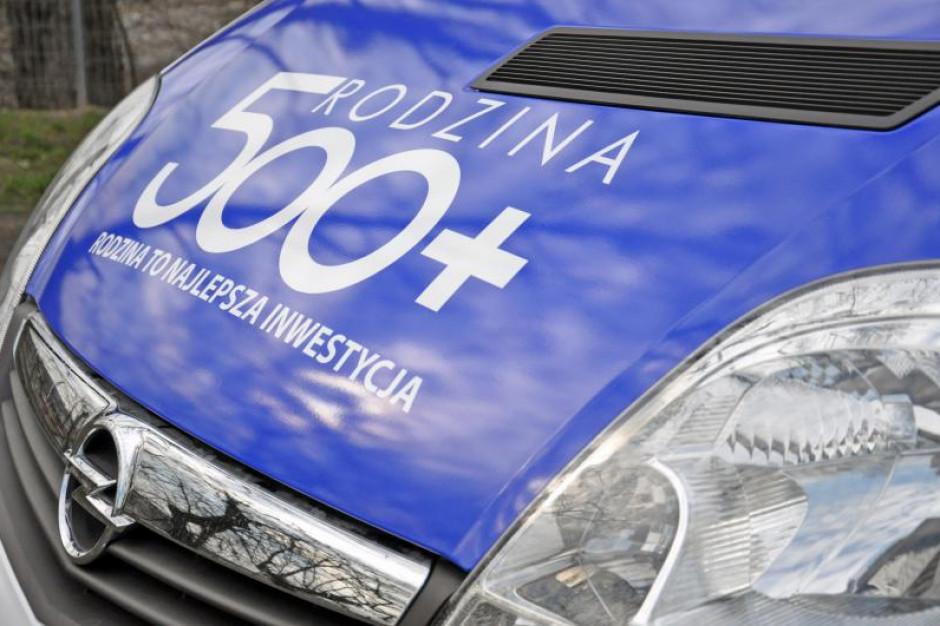 Do rodzin w Wielkopolsce w ramach programu 500 plus trafiło 7 mld zł