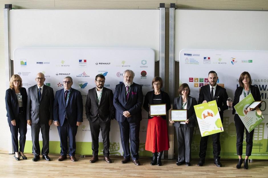 Oto laureaci Eco-Miasto 2018. fot. materiały prasowe