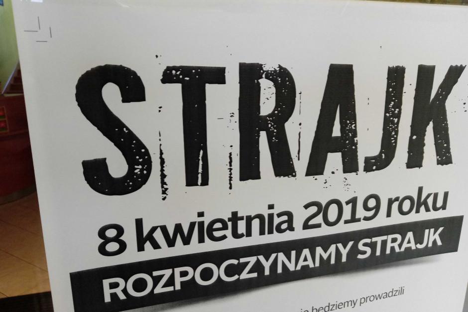 Jest decyzja. Strajk nauczycieli rusza 8 kwietnia