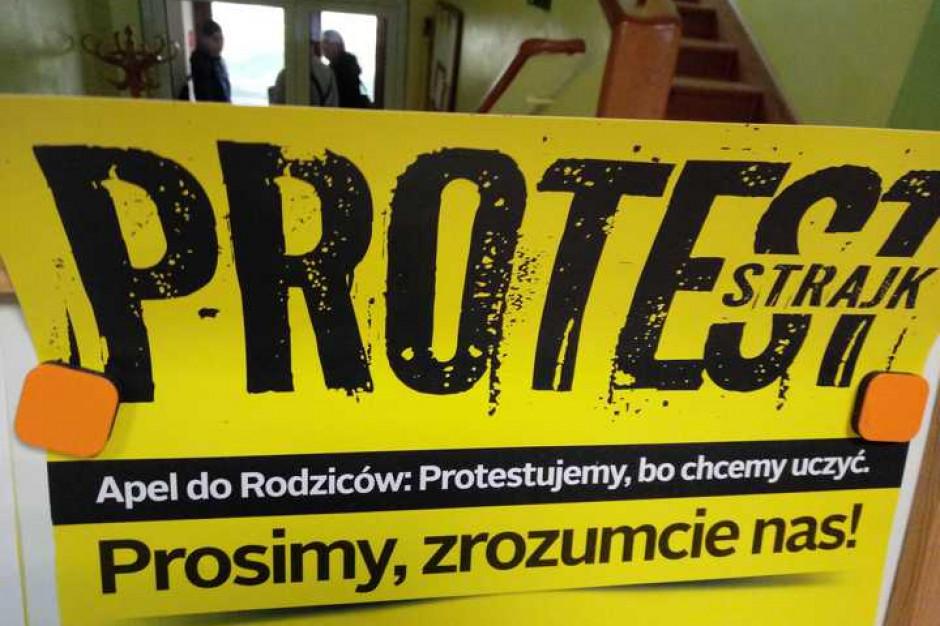 Poznań uruchamia infolinię na temat strajku w oświacie