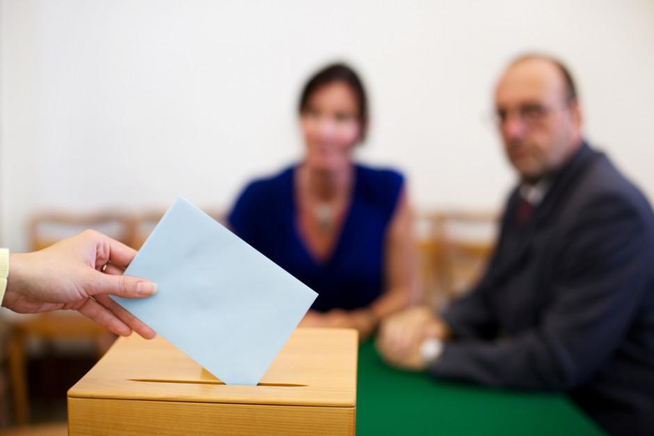 Materiały wyborcze - nie w urzędach, sądach i szkołach