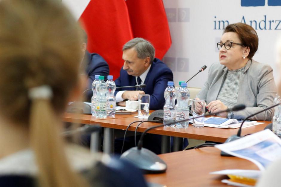 Dorota Gardias o dalszych negocjacjach: czuję, że to się stanie w najbliższych dniach