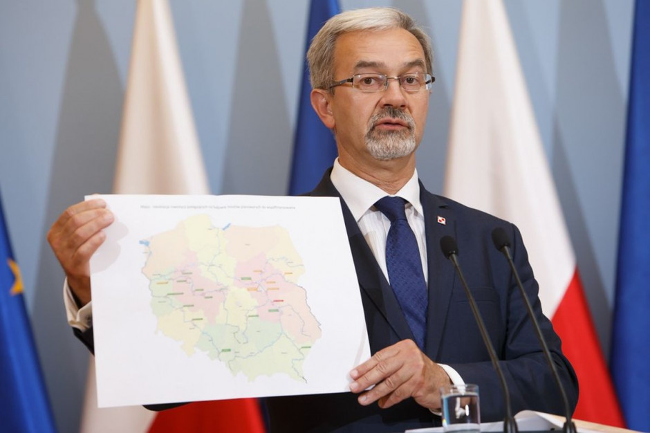 Minister Jerzy Kwieciński o funduszach unijnych na lata 2014-2020: Polska nie straci ani złotówki, ani euro