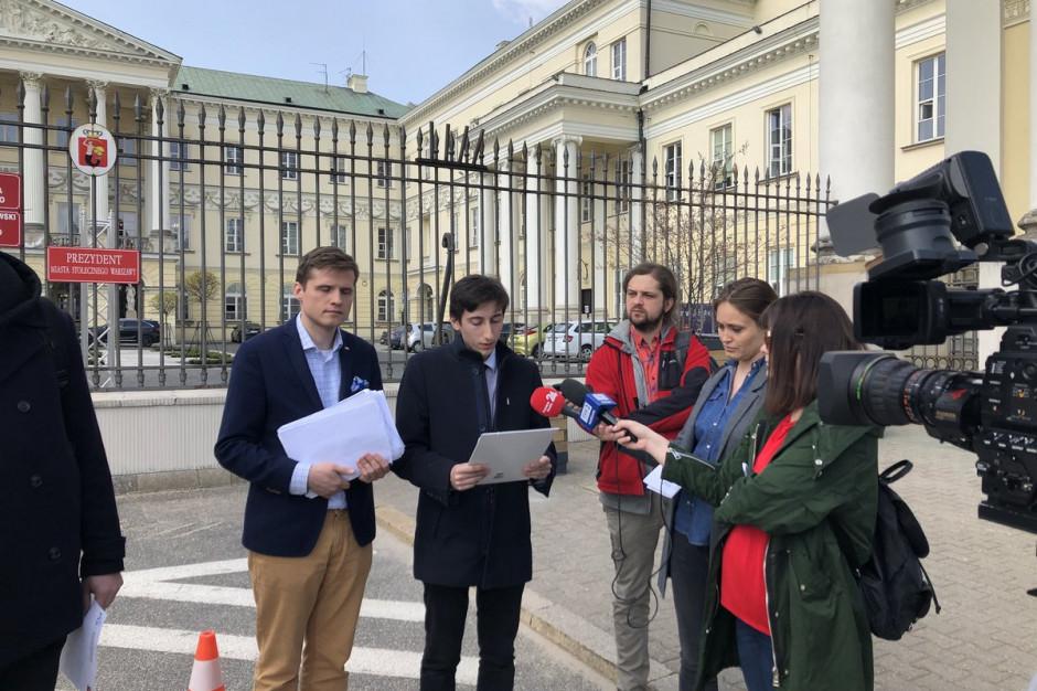 Warszawa: Radni PiS apelują do prezydenta stolicy, aby nie zwężać ul. Górczewskiej