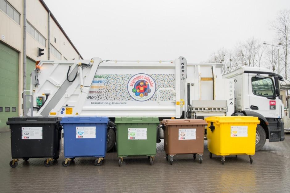 Gdańsk ogłosił przetarg na odbiór odpadów komunalnych