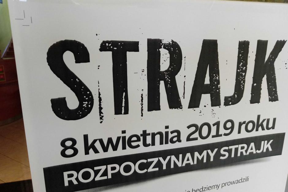 Białystok: strajk nauczycieli w blisko 81 procentach szkół i przedszkoli