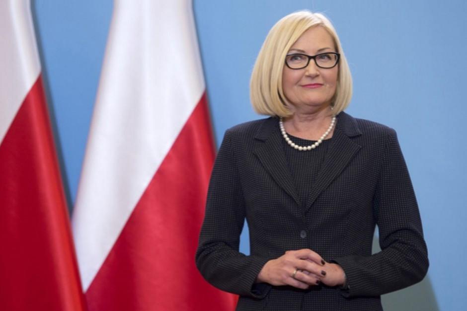 Joanna Kopcińska: prosimy, by nauczyciele na czas egzaminów zawiesili protest