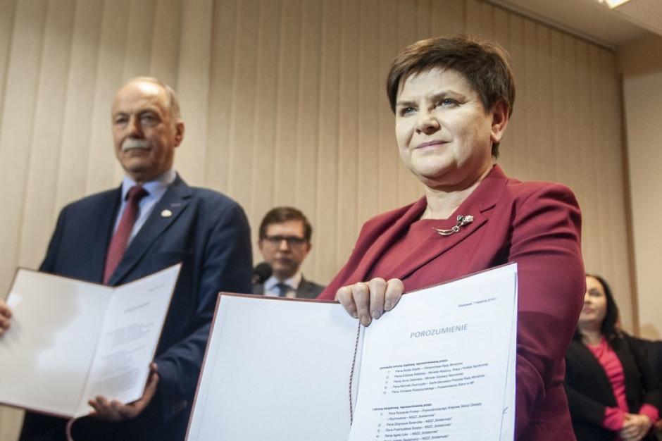 Ryszard Proksa: to Związek Nauczycielstwa Polskiego nie chciał porozumienia