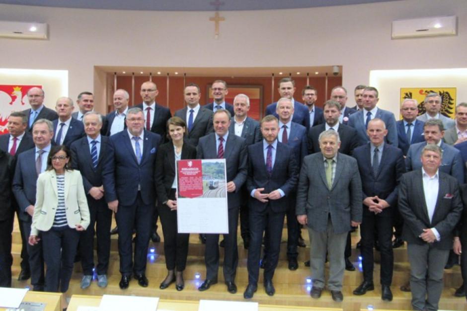 Podpisano deklarację rozwoju Pomorskiej Kolei Metropolitalnej