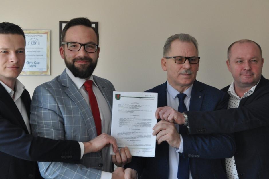 Gmina Tczew z nowym eksploatatorem systemu wodno-kanalizacyjnego