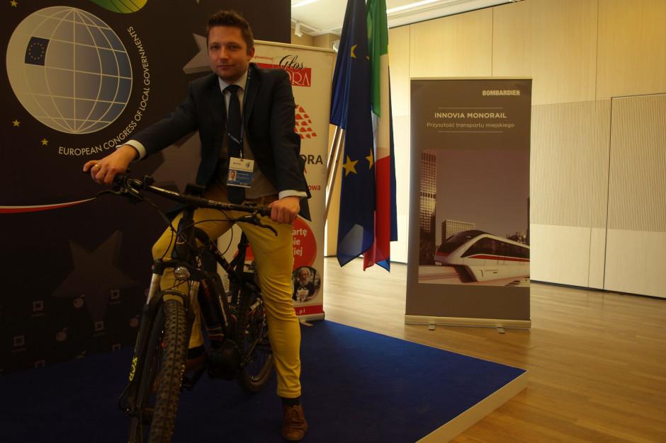 W Dusznikach-Zdroju działa już miejski rower górski. Do tego elektryczny
