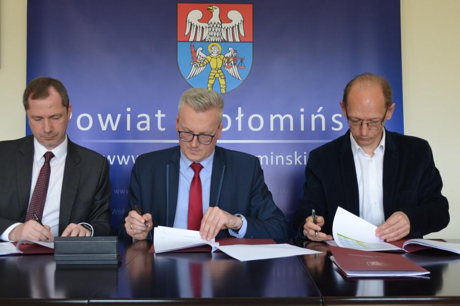 Rusza rozbudowa szpitala powiatowego w Wołominie