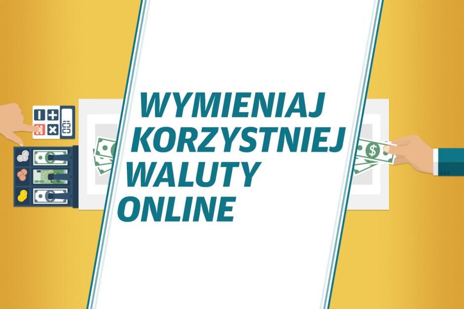 Ruszyła nowa porównywarka kursów walut w kantorach internetowych