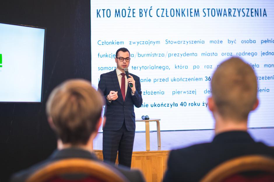 Powstało Stowarzyszenie Młodego Samorządu. Jego cele przedstawia prezes Bartosz Romowicz
