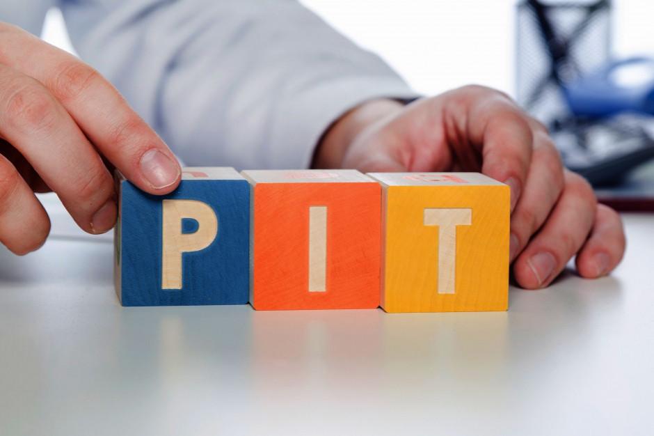 Prawie 13 mln PiT-ów złożono przez internet